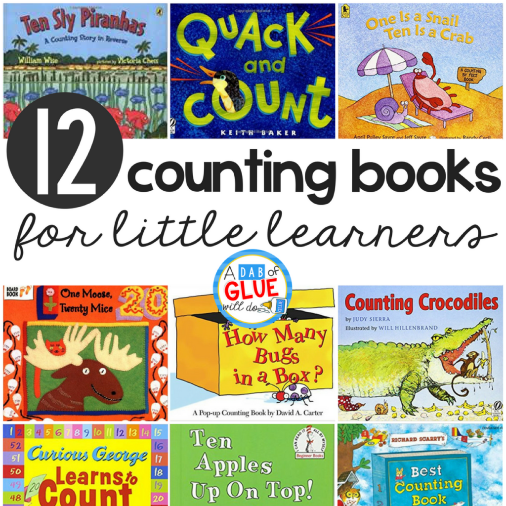 Counting Books For Little Learners