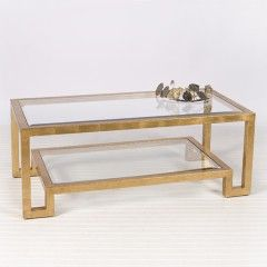Interior Illusions Home, Beverly Hills.  Coture Coffee Table - $1,375