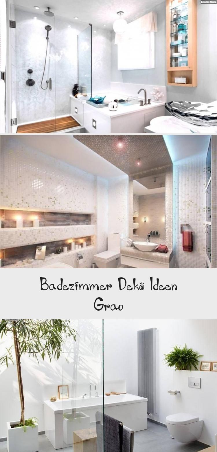 Badezimmer Deko Ideen Grau With Images Alcove Bathtub