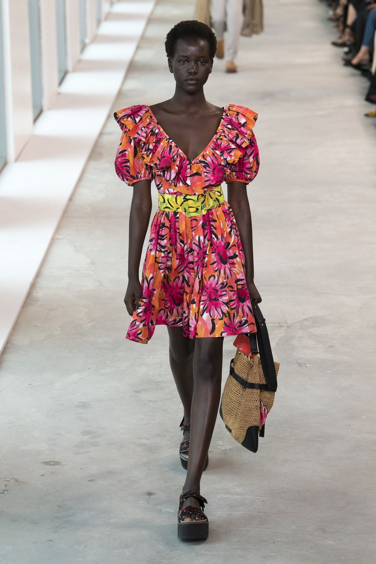 Fashion style Kors michael spring runway review for girls