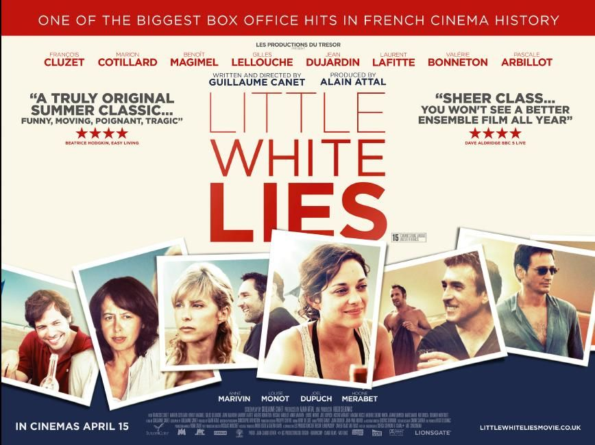 inégale en performance dernier style offres exclusives Little White Lies | Watch movies online download free movies ...