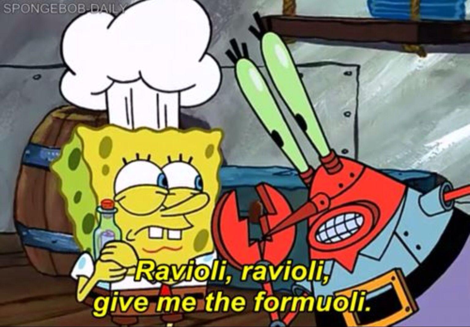 Imitation Krabs. | Spongebob, Mr krabs, Funny spongebob memes