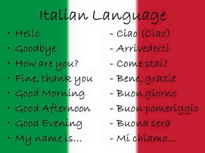 English In Italian: Italy & Italians
