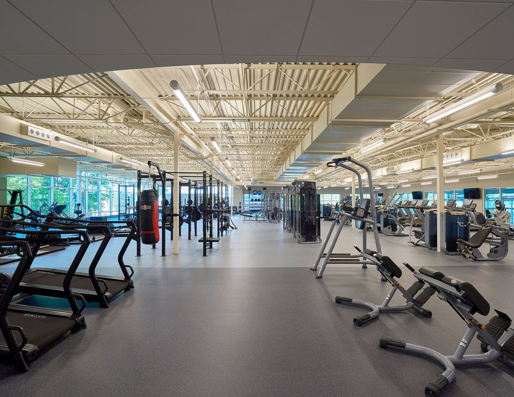Mulva Family Fitness and Sports Center Health and