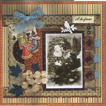 """Graphic 45 Collection Pack 12/""""x12/""""-garden Goddess"""
