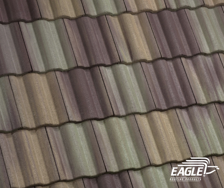 Searching For A Unique Twist On A Classic Tile Roof Style Look No Further Than 2626 Rancho Cordova Blend In 2020 Roof Styles Mediterranean Design Concrete Roof Tiles