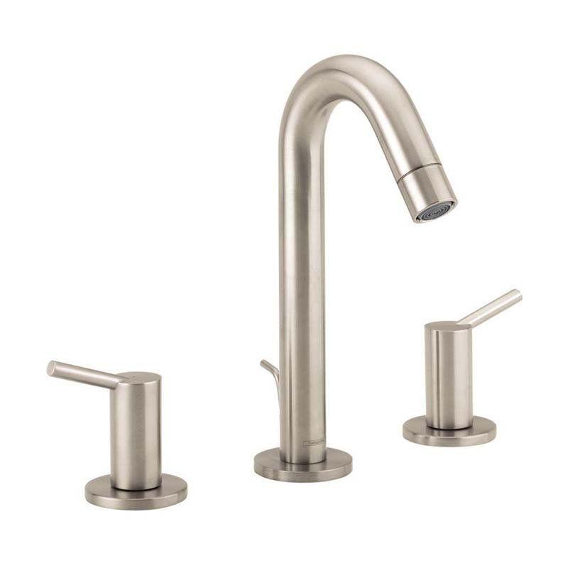 Genial Hansgrohe 32310 Talis S Widespread Bathroom Faucet   257973
