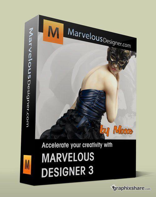 marvelous designer download crack