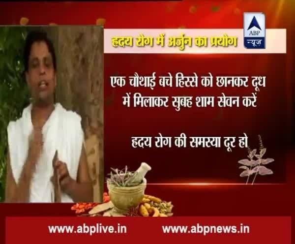 #गुडमॉर्निंग: आज का औषधीय पौधा-ह्रदय रोग में लाभकारी है अर्जुन का पौधा