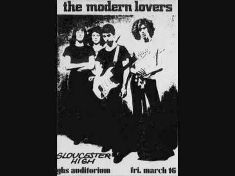 The Modern Lovers Hospital The Modern Lovers Jonathan Richman Rock Songs