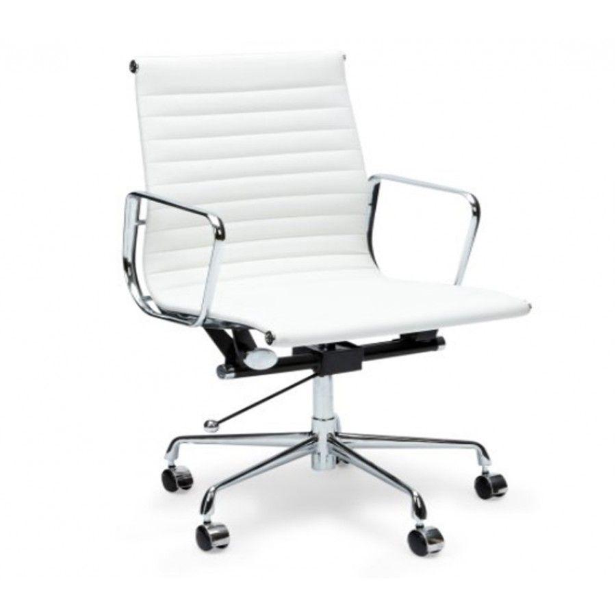 White Office Chair Burostuhl Stuhle Moderne Stuhle