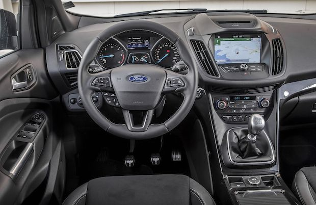 Essai Le Ford Kuga En Toute Liberte