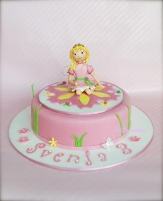 Lillifee Torte Mit Modellierter Lillifee Motivtorten Fotos Forum