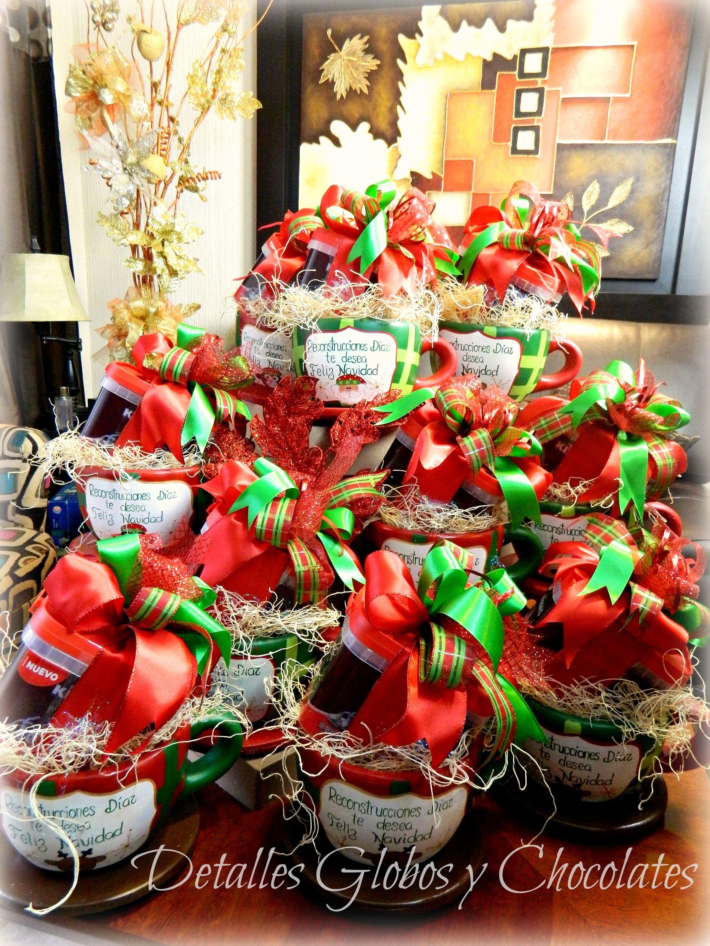Detalles globos y chocolates arreglos de dulces para - Ideas de arreglos navidenos ...