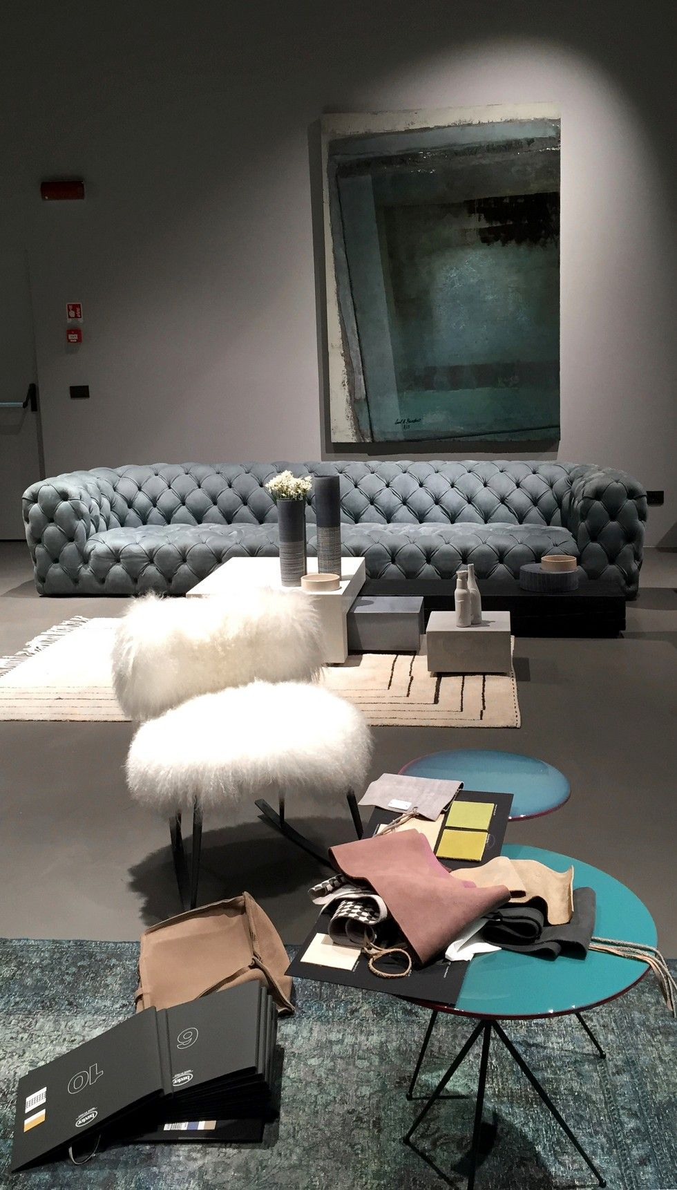 Italian Design News Baxter Opens Its New In Milan