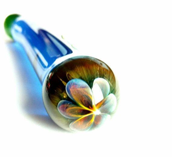 MATURE Spring Fling glass sex toy dildo