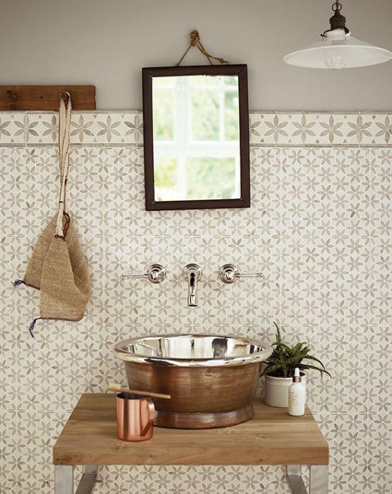 10 Beautiful Rooms Bathroom Wall Tile Fired Earth Bathroom Small Bathroom