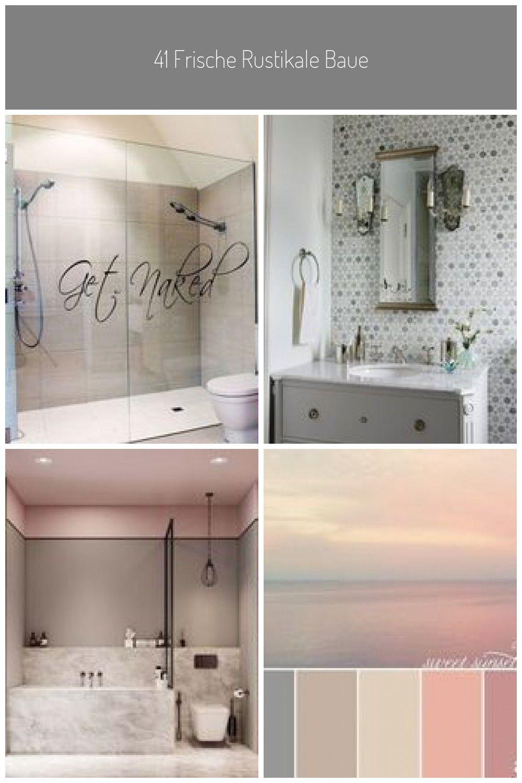 41 Frische Rustikale Bauernhaus Master Badezimmer Umgestalten Bad