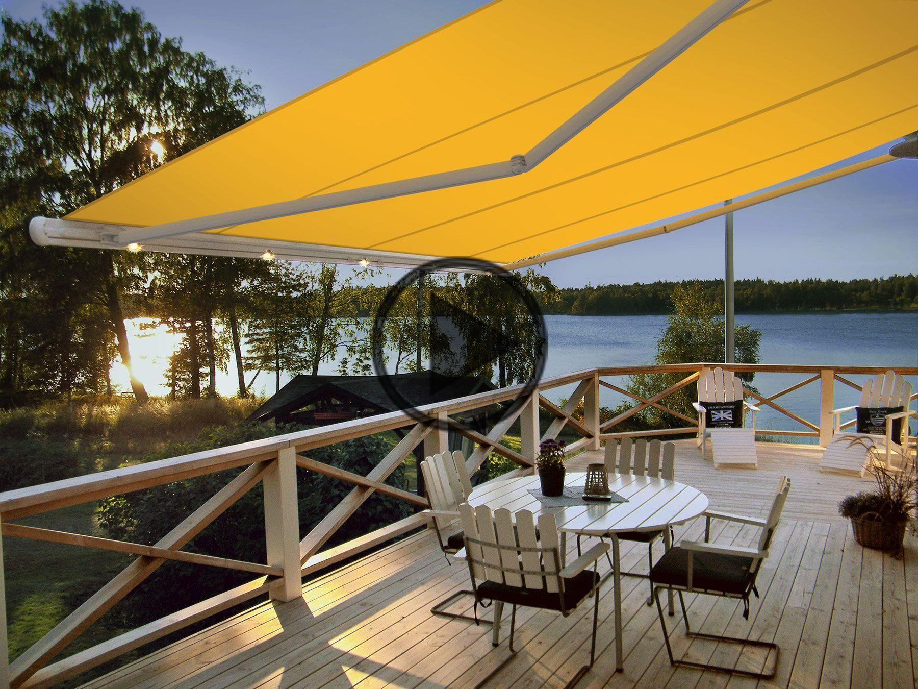 Your awning - not as your