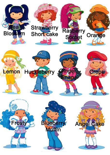 Strawberry Shortcake History Strawberry Shortcake Shortcake