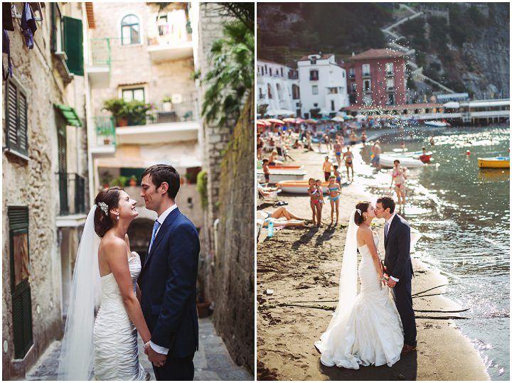 Shabby Chic Italian Wedding By Hy Films
