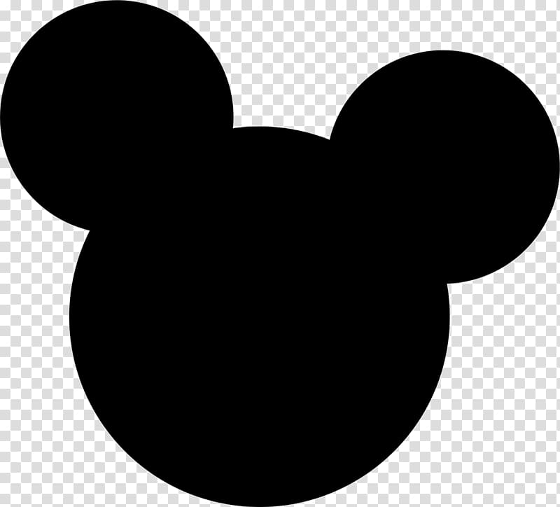 Mickey Mouse Minnie Mouse The Walt Disney Company Minnie Mouse Head Sillouitte Transparent Backg Mickey Drawing Mickey Mouse Drawings Minnie Mouse Background
