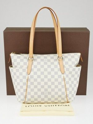 The Damier Azur Totally PM Bag