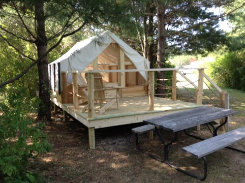 Tent Rentals (Gl&ing) & Tent Rentals (Glamping) | Camping | Pinterest | Tents Cabin and House