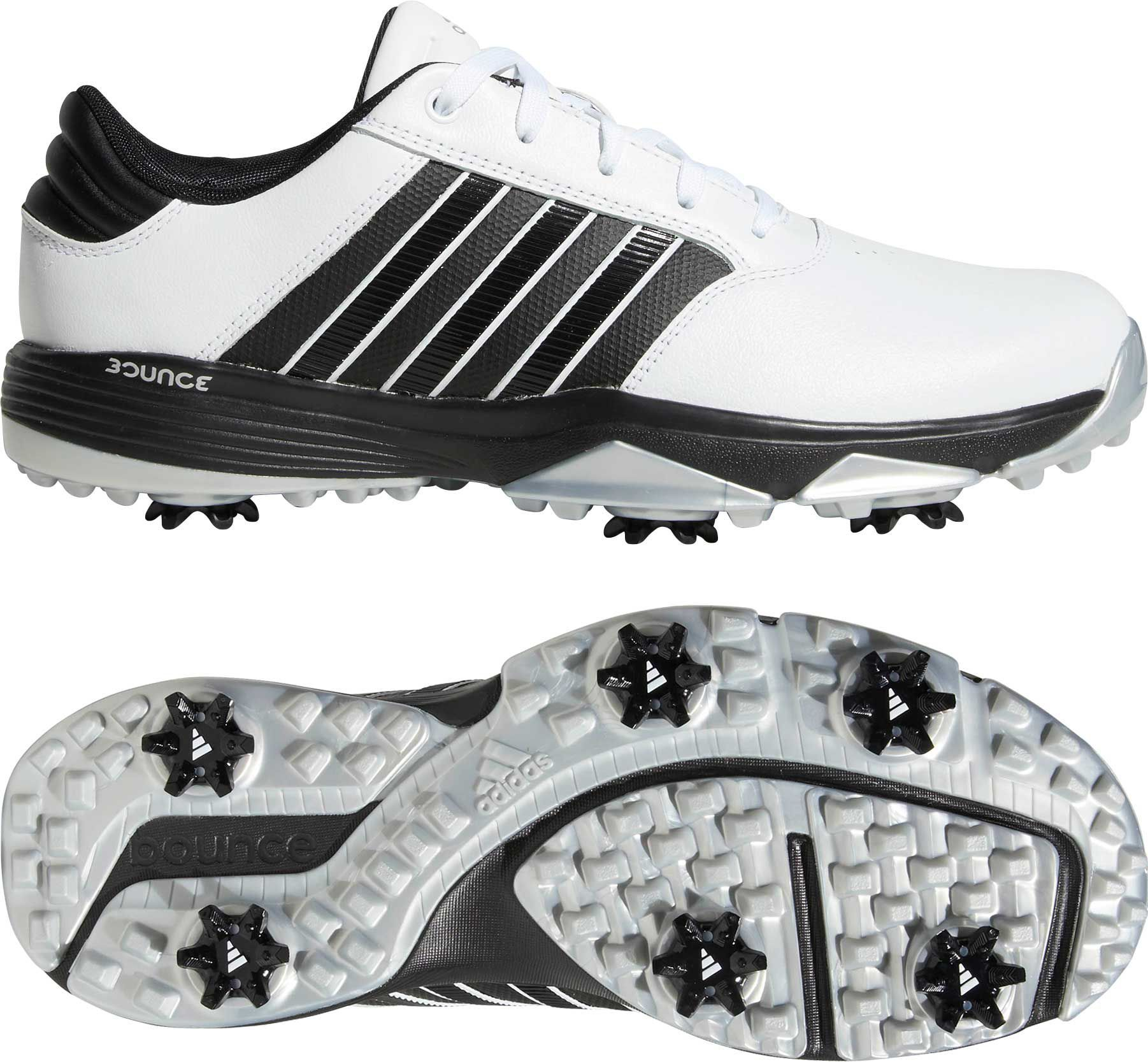 0a3952972a85 adidas Men s 360 Bounce Golf Shoes