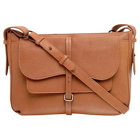 Buy Radley Grosvenor Medium Leather Cross Body Bag Online at johnlewis.com cbebb97d85cf3