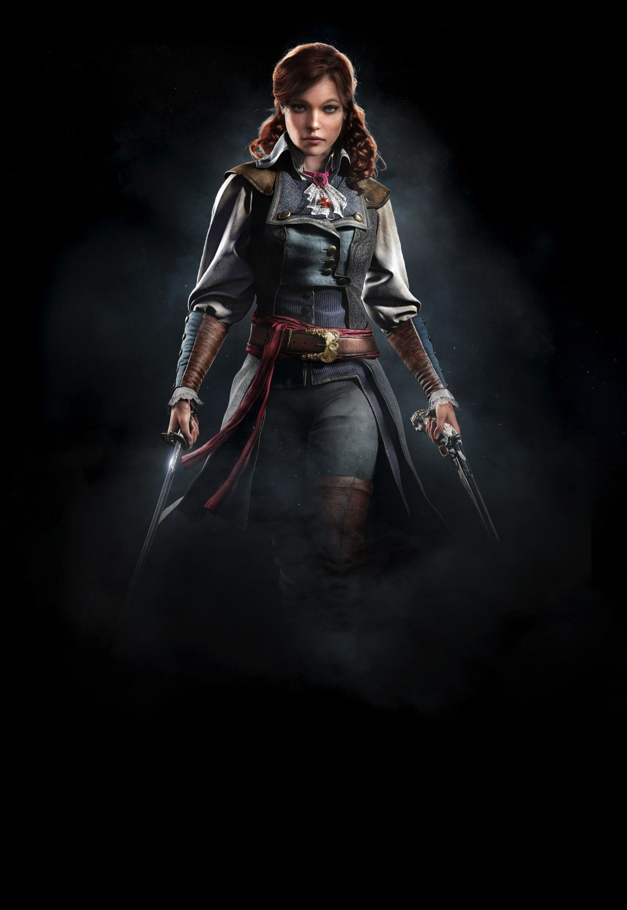 Assassin S Creed Unity Assassins Creed Unity Elise Assassins