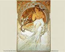 Alphonse Mucha Art - Bing Images