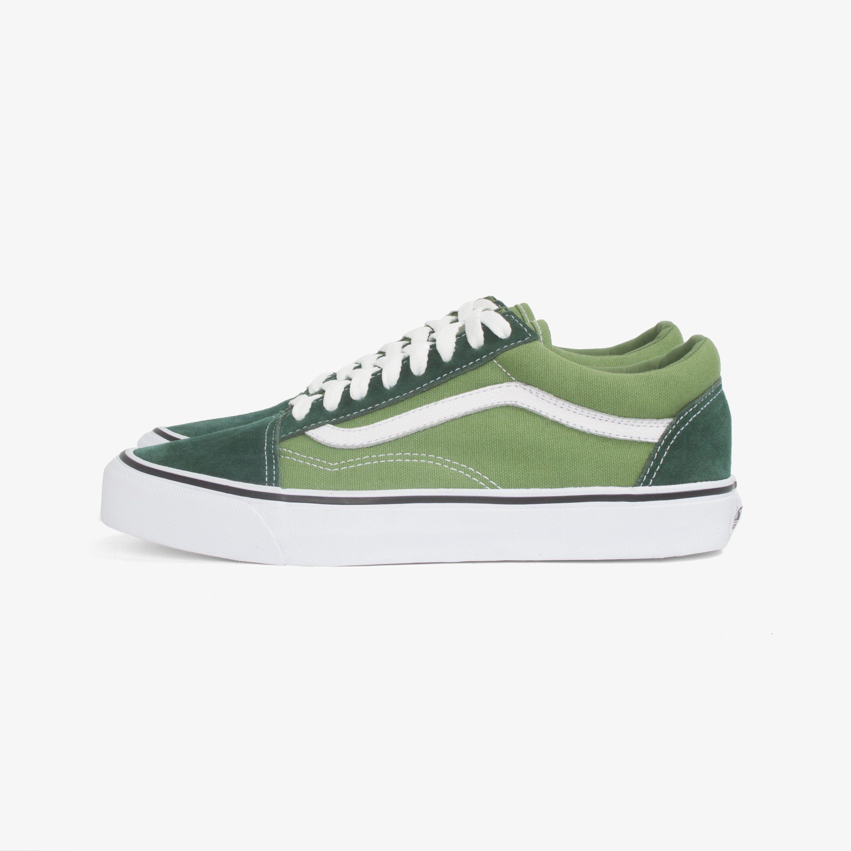 OG Old Skool LX / Green | Vans old