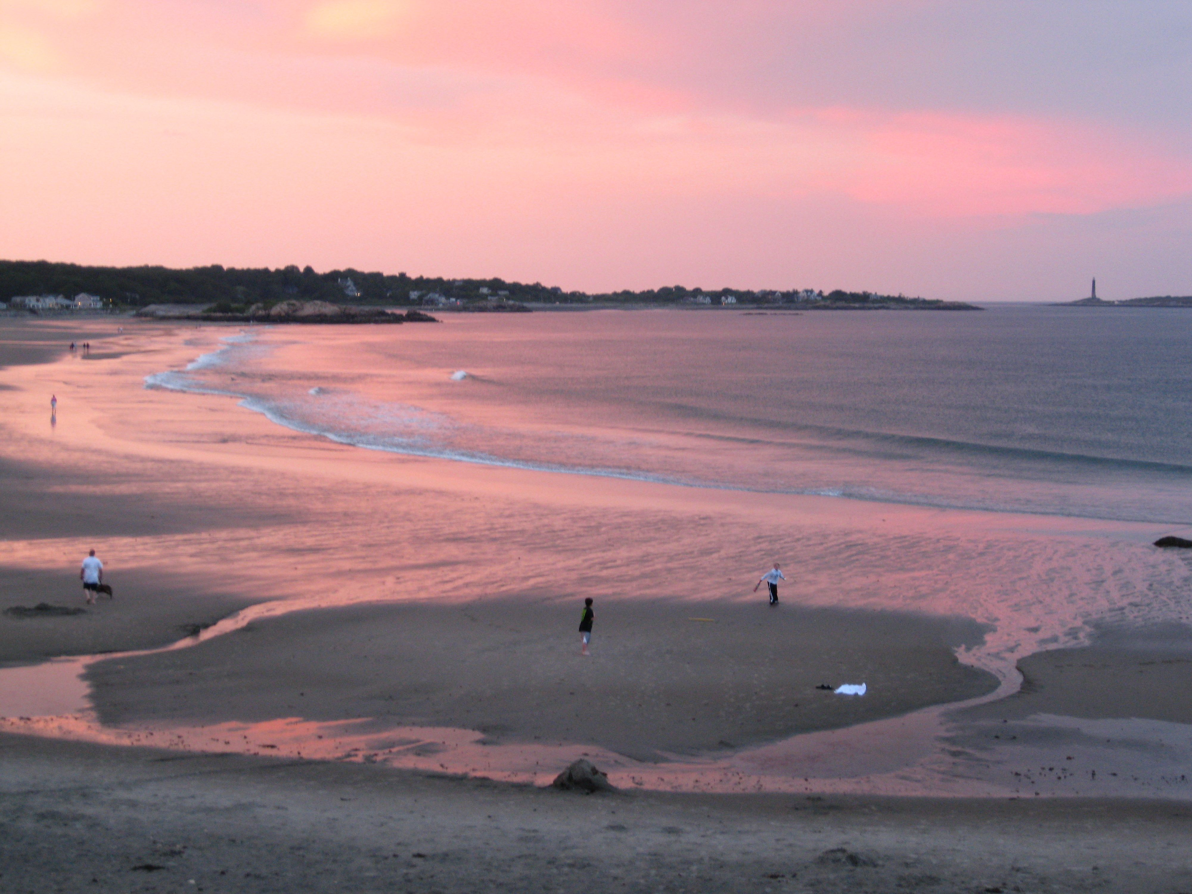 July 4th Long Beach Rockport Ma Beach Seascape Favorite Places