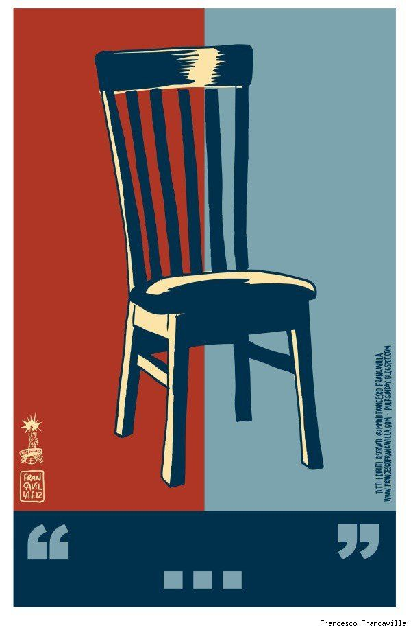 Parting Shot: Inspirational Invisible Obama Poster By Francesco Francavilla [Art] - ComicsAlliance | Comic book culture, news, humor, commentary, and reviews