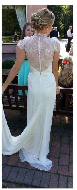 Gorgeous Jenny Packham Wedding Dress worn by my bestie HELEN ...