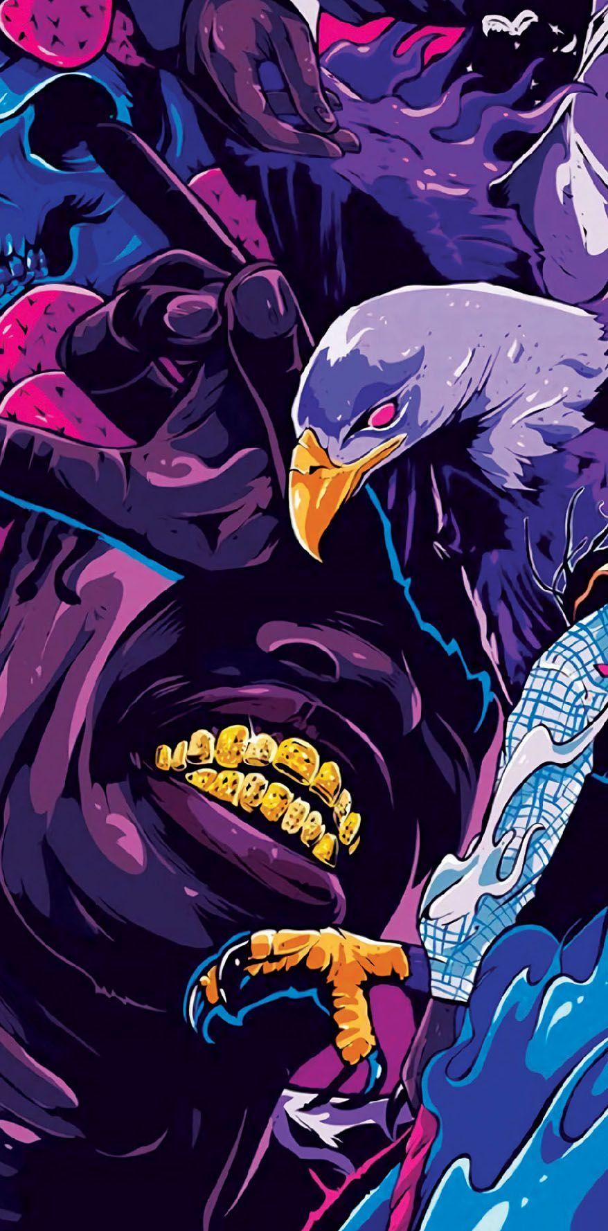 Travis Scott Butterfly Effect Travis Scott Art Travis Scott Wallpapers Hip Hop Art