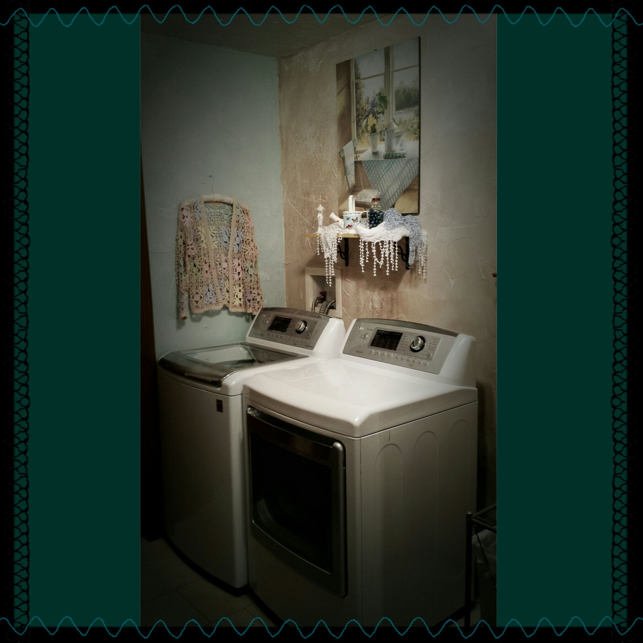 Country Cottage Laundry Room Makeovers By Kim
