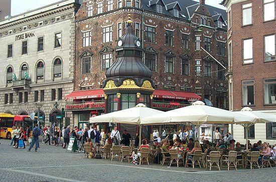 Billede af Strøget Minder Pinterest Copenhagen, Denmark and