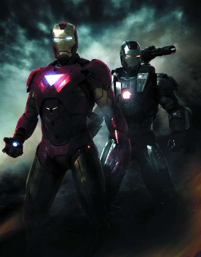 Iron Man Wallpapers For PC Group