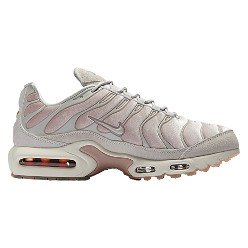 best sneakers a93aa bcbba ... Nike Air Max Plus Lux Shoe offers you luxurious textures you can feel  and fierce style you can see. Responsive cushioning and durable traction are  ...