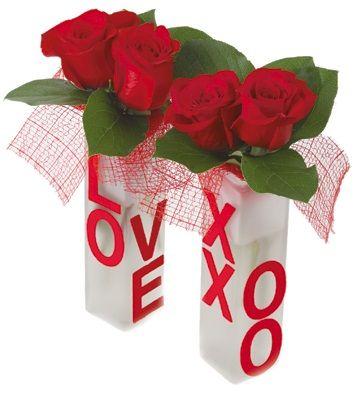 Valentine 39 s floral arrangement ideas valentines day for Flower arrangements valentines day