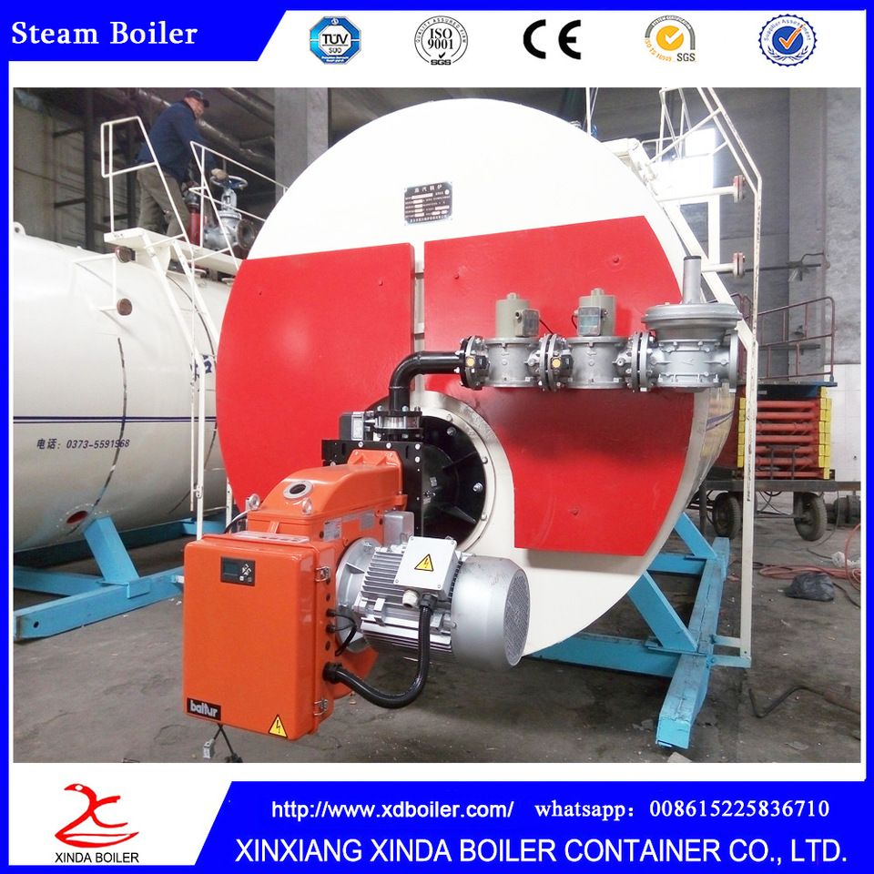 Original Manufacturer Gas Fired Steam Boiler For Industry | alibaba ...