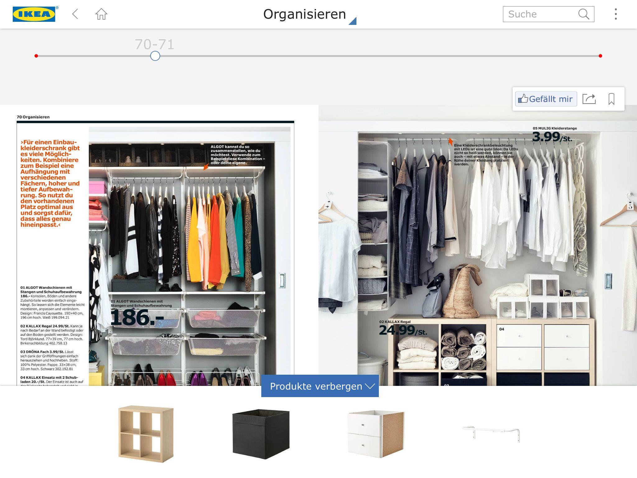 Innenleben Kleiderschrank Kleiderschrank Wohnung Design