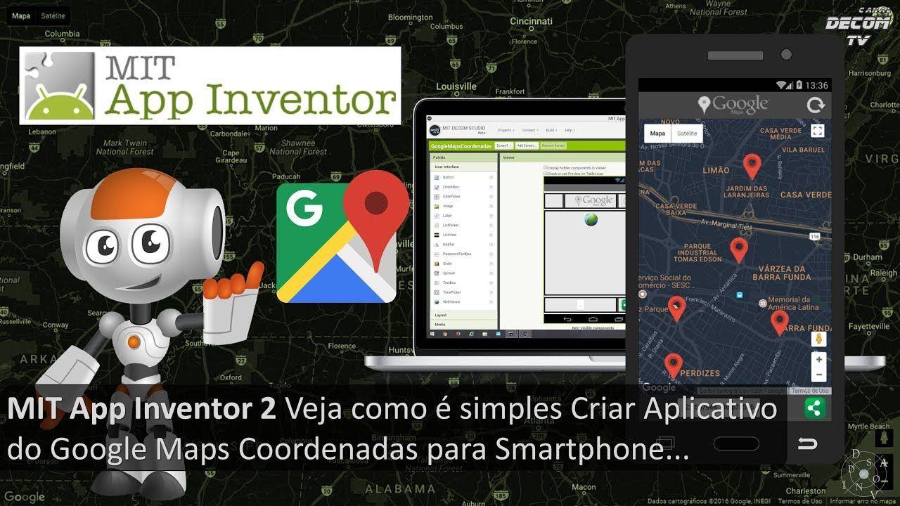 MIT App Inventor 2 Veja como é simples Criar Aplicativo do