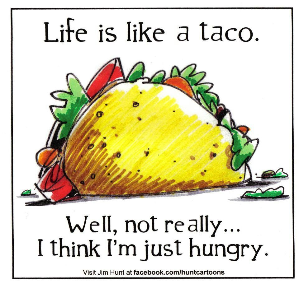 Taco Tuesday Funny Quotes. QuotesGram