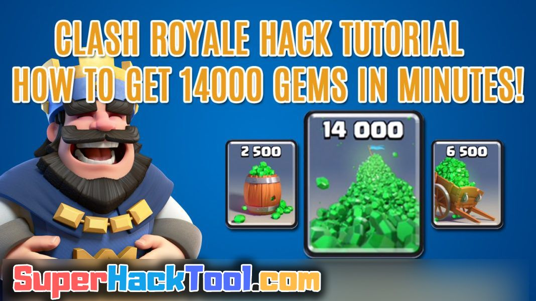 Clash Royale Hack and Cheats for Android and IOS Clash