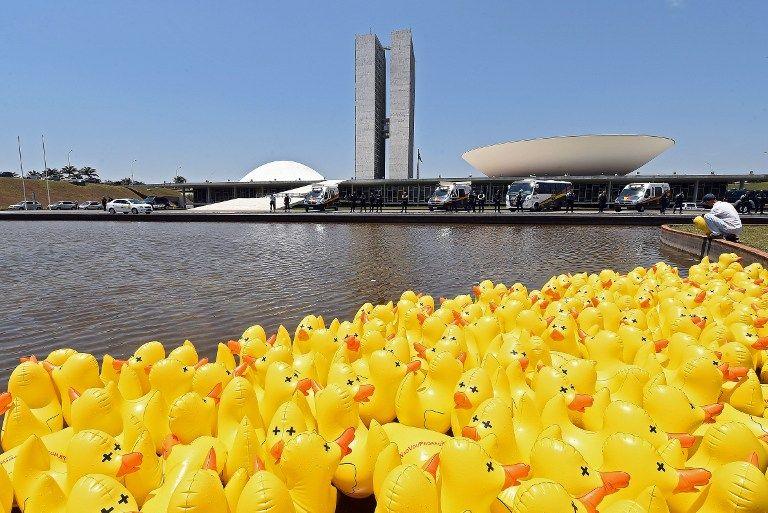 Resurgir de la crisis con un burbuja inmobiliaria en Brasil.