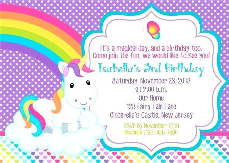 Customized Birthday Invitations Printable