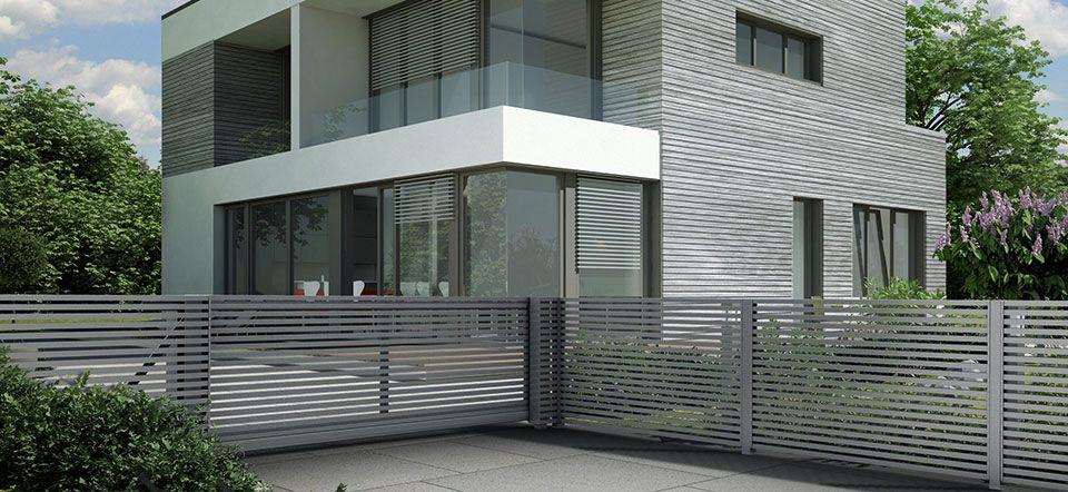 die besten 17 ideen zu metallzäune auf pinterest | zaun ideen und zaun, Garten und Bauen